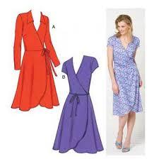 design pattern of dress 48 best wrap dress patterns images on pinterest wrap dress
