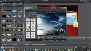 cyberlink powerdirector 12 project with 4 videos only shows first