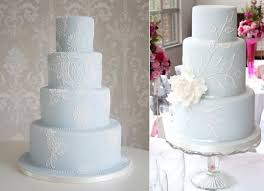 wedding cakes 2016 wedding cakes in pale blue cake magazine