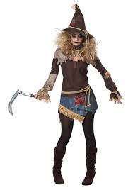 scary childrens halloween costumes scarecrow halloween costumes kids scarecrow costume
