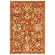 home decorators collection st louis home decorators collection claire red beige 7 ft 10 in x 10 ft