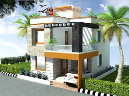 small duplex house image