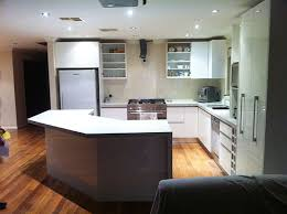 kitchens with island benches kitchen island bench home zone
