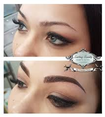 cosmetic tattoo styles and examples wellington makeup artist