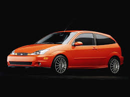 2002 ford focus svt ford supercars net