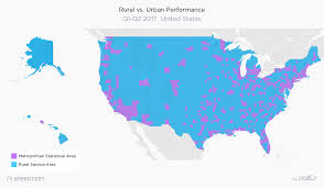 St Louis Zip Code Map by 2017 United States Speedtest Market Report