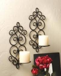 Candle Holder Wall Sconces Candle Sconces For The Wall Brass Double Candle Holder Wall
