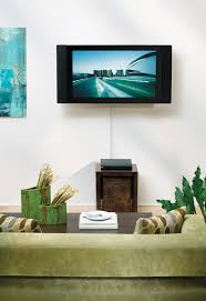 wall mount tv cover hide cords best 25 tv cover up ideas on
