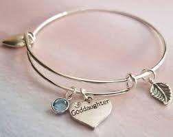 goddaughter charm bracelet goddaughter bracelet god bracelet goddaughter