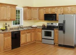 poplar kitchen cabinets latest kitchen trends from poplar wood stained kitchen cabinets
