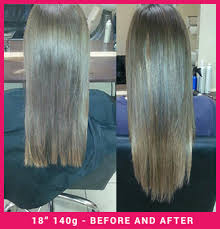 18 inch hair extensions before and after 100 human remy clip in hair extensions 18 inch 140g