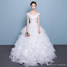 korean wedding dress factory direct cheap 2017 new fashion korean wedding dress