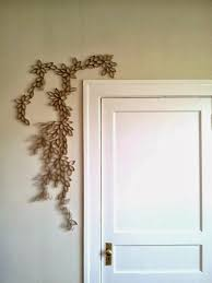 toilet paper roll wall art and door decor