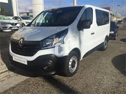 renault trafic 2016 used renault trafic cars spain