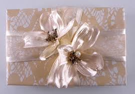 wedding gift jewelry vintage wedding gift wrap tepper