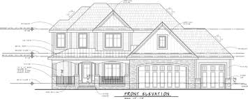 how to read house plans elevations advanced house plans