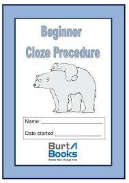 cloze procedure comprehension exercises by coreenburt teaching