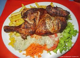 jp poulet grillé créole cuisine antillaise insolite guadeloupe