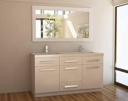 designer bathroom vanities plain white modern bathroom vanities single sink floor mount
