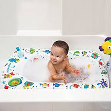 Baby Blow Up Bathtub Amazon Com Secure Transitions Inflatable Baby Tub Baby Bathing