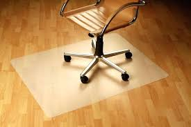 Free Desk Chair Office Chair Mat Hard Wood Floor Protector Pvc Vinyl Free Computer