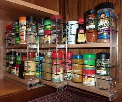 Kitchen Shelf Organization Ideas Best 25 Spice Racks Ideas On Pinterest Kitchen Spice Racks