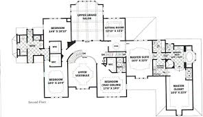 mansion floorplans pictures floor plan for mansion the architectural digest