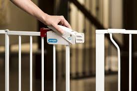 Extra Wide Pressure Fit Safety Gate Regalo Extra Wide Span Gate U0026 Reviews Wayfair