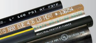 pipe u0026 tube printers and marking systems