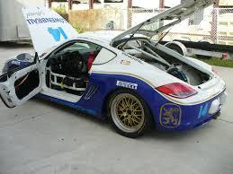 porsche cayman track car for sale motorsports monday 2009 porsche cayman s interseries german
