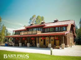 Horse Barns With Apartments Plans 44 Best Barn Pros Barns Images On Pinterest Dream Barn Horse