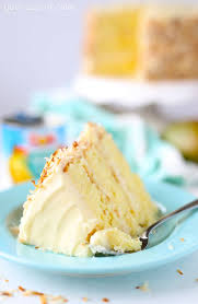 Kek Mango coconut mango cake your cup of cake
