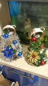 204 best crafts with old dishes images on pinterest topiaries