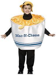 mac u0026 cheese child costume macs