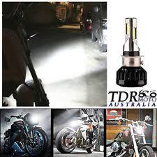 white led motorcycle light kit h6 bulb headlight kits led lights ebay