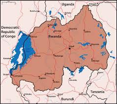 Rwanda Map About Rwanda Comfort Rwanda U0026 Congo