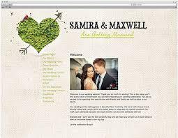 wedding websites wedding website sle toretoco wedding website exles achor