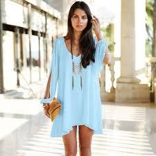 aliexpress com buy women dress 2017 casual dress chiffon