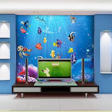 baby mural wall murals you ll love aliexpress com wall murals wallpaper papel for baby kids nursery murals