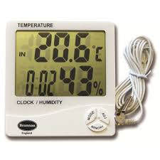 Patio Thermometer by Large Patio Dial Garden Thermometer Brannan