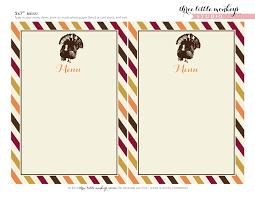 free thanksgiving printables from three little monkeys studio
