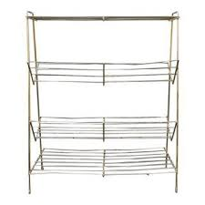 Metal Bookcase Vintage U0026 Used Metal Bookcases And étagères Chairish