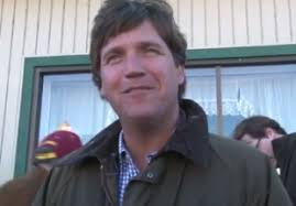 is tucker carlson s hair real tucker carlson s pathetic descent into gutter of hackdom alternet