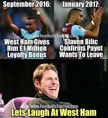 Ham Meme - west ham soccer memes goal91