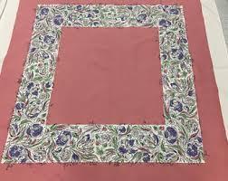 shabby tablecloth etsy