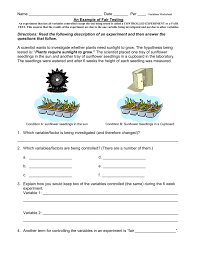 Geology Merit Badge Worksheet Controlled Experiment Worksheet Photos Dropwin