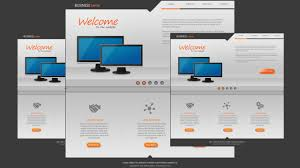 website design tutorial photoshop tutorial website design business org