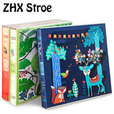 large capacity photo albums online shop 2017 large capacity interstitial family album mixed