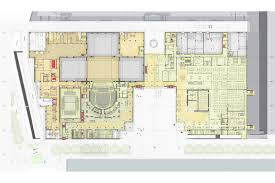 canopy floor plan snfcc energy canopy by renzo piano 08