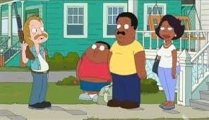 a brown thanksgiving summary the cleveland show season 1 episode